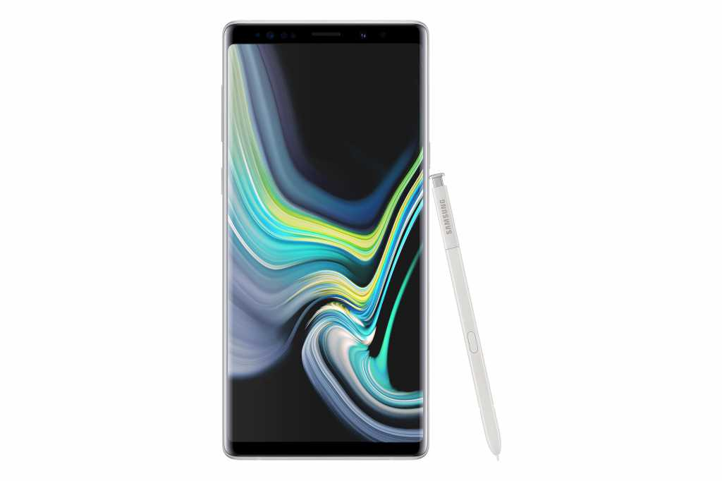 Samsung Galaxy Note 9 Alpine White
