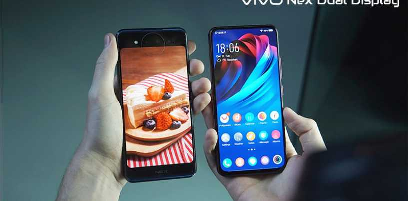 World first Smartphone with Dual Amoled Display launched, Vivo Nex 2 !!
