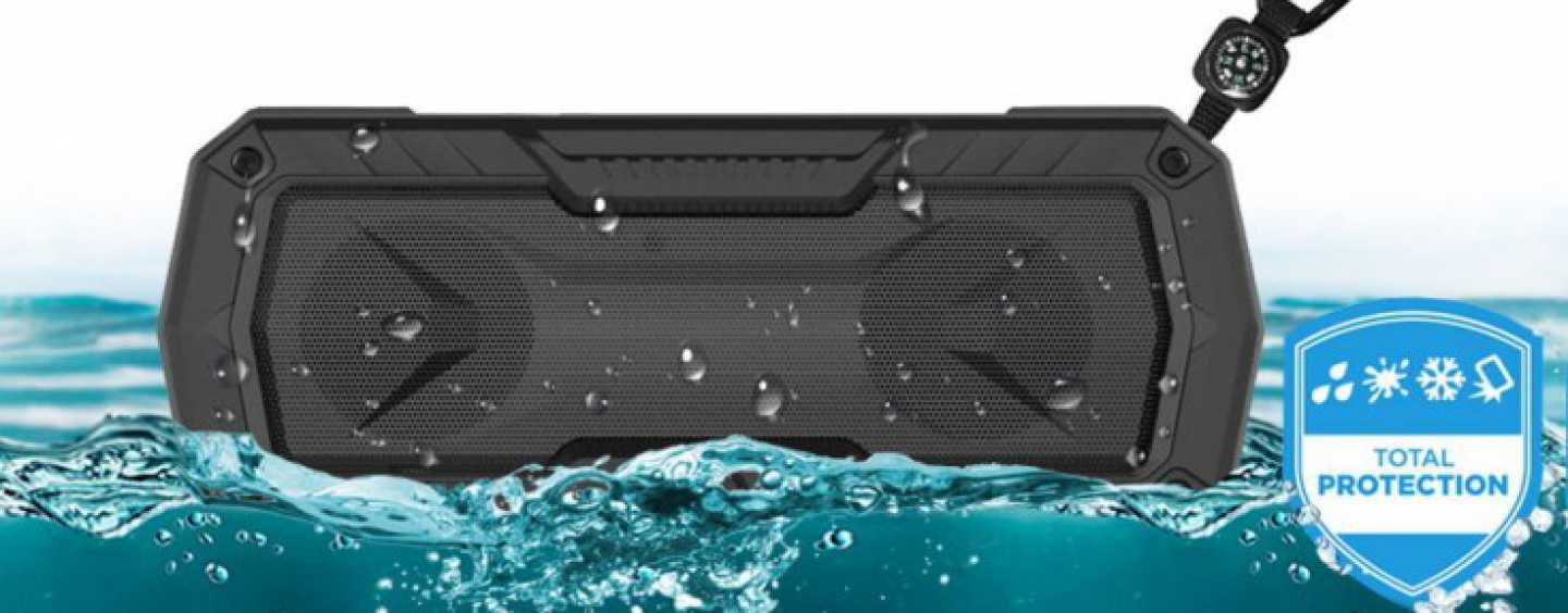 ZAAP Hydra Xtreme, Waterproof Bluetooth Speaker, Launched For Rs 3299