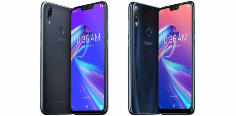 Asus Zenfone Max Pro M2 and Zenfone Max M2 Launched in India at Rs. 12,999 and Rs. 9,999 Respectively