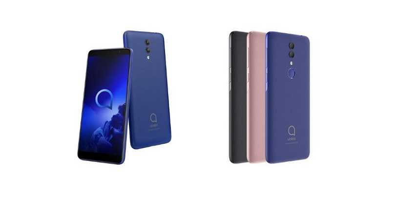 Alcatel 1X (2019) and 1C (2019) Launched at CES 2019: Will Go on Sale This Quarter