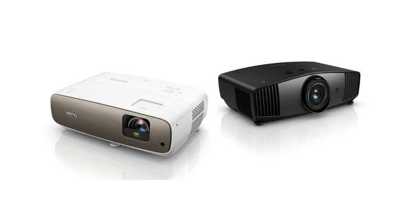 BenQ CinePrime W5700 & BenQ W2700 Launched As The World's First 4k Home Cinema Projectors In India