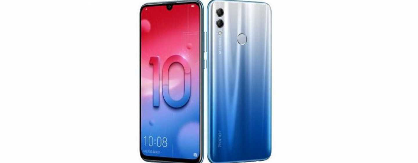 Honor 10 Lite with Kirin 710 Launched in India: Price Starts at Rs. 13,999