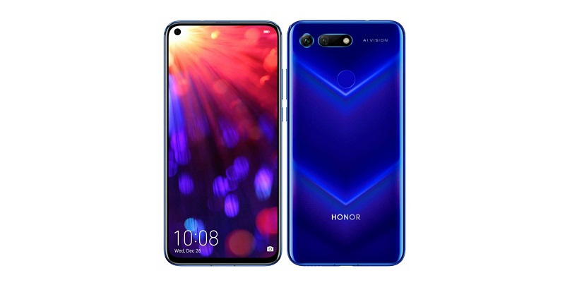 Honor View 20 With Punch-hole Display and 48-megapixel Camera Launched in India