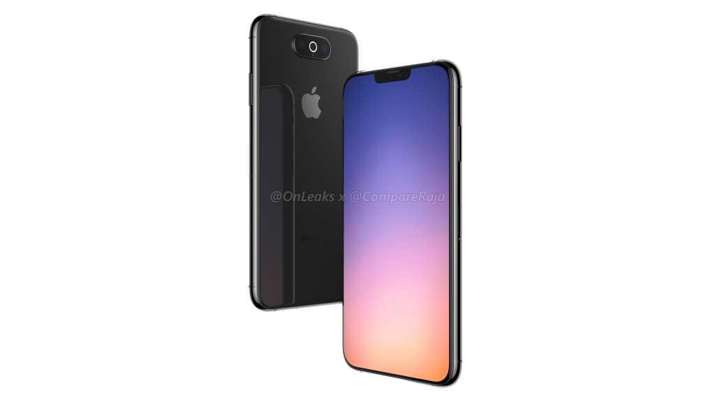 Apple iPhone XI (2019) Leaked in Renders