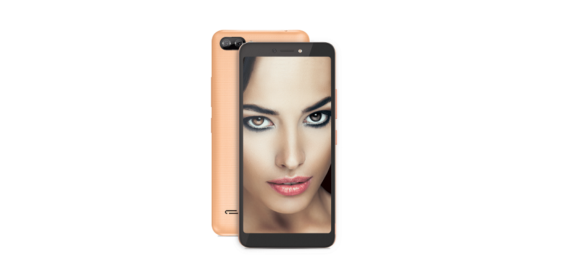 Itel A44 Air Android Go Smartphone with Dual Rear Cameras Launched in India