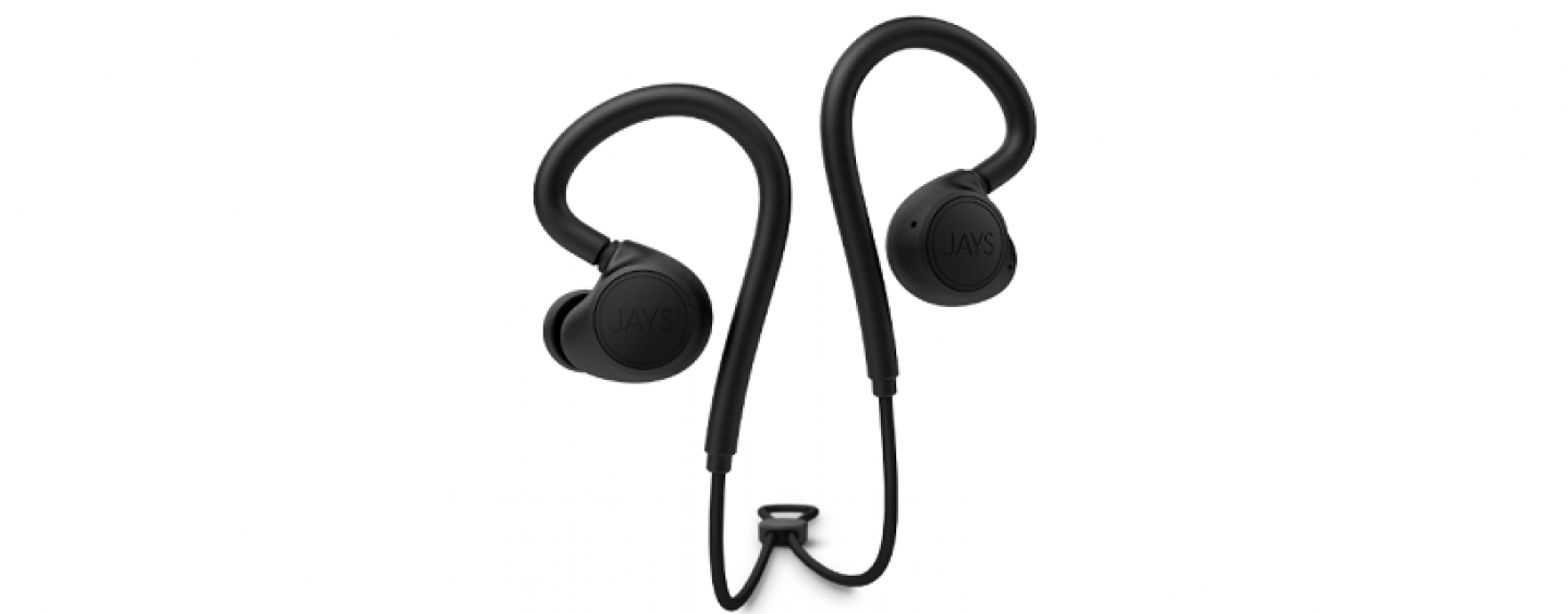 JAYS m-Six Wireless Bluetooth Enabled Activity Headphones Launched In India At Rs 7,999