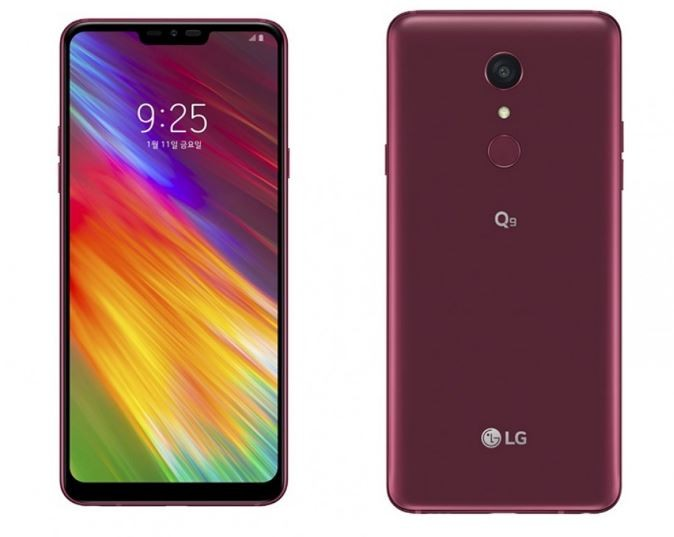 LG Q9 (South Korea)