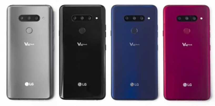 LG V40 ThinQ to Go on Sale in India Starting January 20: Will be Amazon Exclusive
