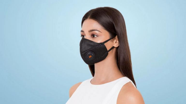 Xiaomi Mi AirPOP PM2.5 Air Pollution Mask Launched In India