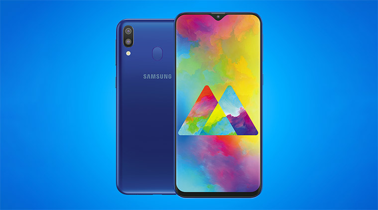 Samsung's millennial-centric Galaxy M10 and M20 debut in India