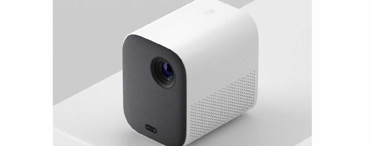 Xiaomi Mi Laser Projector Lite announced with HDR 10 support