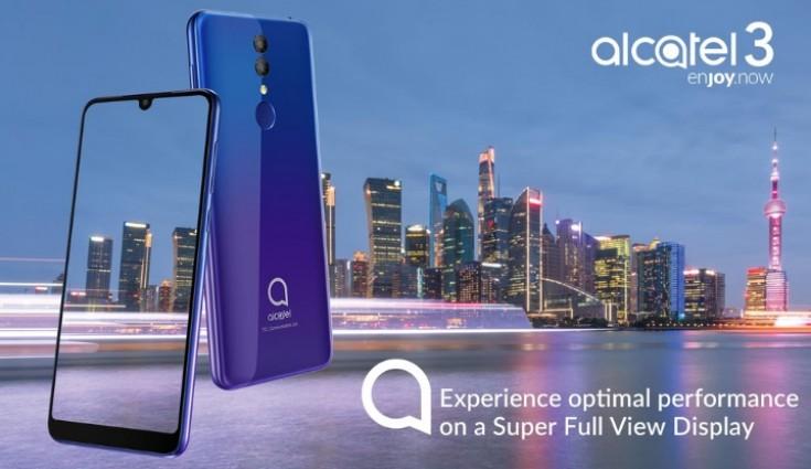 MWC 2019: Alcatel 3, Alcatel 3L and Alcatel 1s Budget Phones with AI Camera Announced