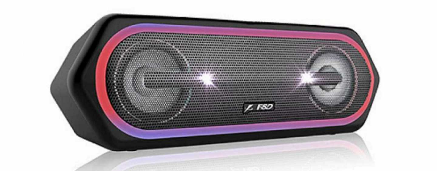 F&D Party BOOSTER W40 Portable Speaker With TWS Technology Launched In India