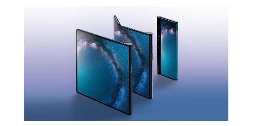 MWC 2019: Huawei Mate X Foldable 5G Smartphone with 3-way Display Launched
