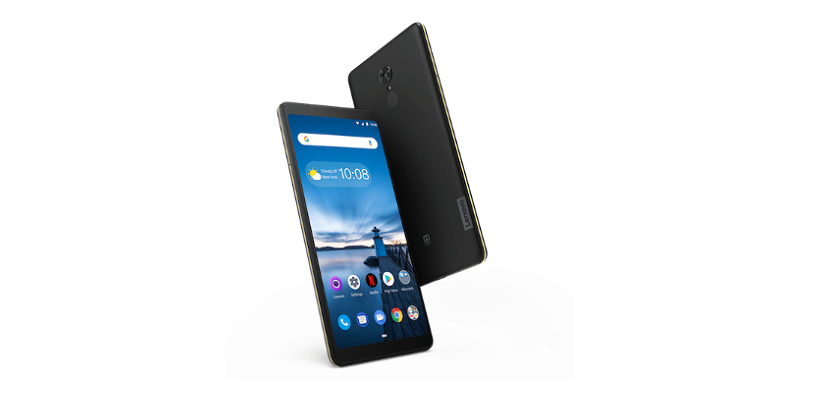 MWC 2019: Lenovo Tab V7 with Large 6.9-inch Display and Massive 5,810mAh Battery Unveiled