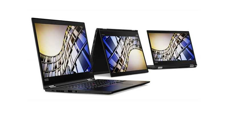 MWC 2019: Lenovo ThinkPad and IdeaPad 2019 laptop series announced