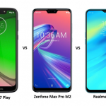 Moto G7 Play vs Asus Zenfone Max Pro M2 vs Realme 2 Pro: The Battle of Budget Smartphones Continues