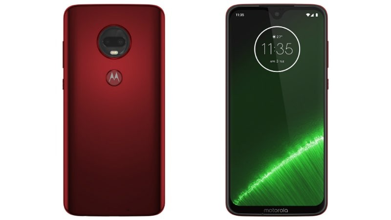 Moto G7 Launched