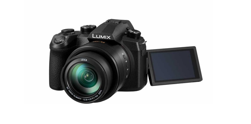 Panasonic Lumix FZ1000 II Superzoom Camera With 16x Optical Zoom, 4K Video Recording Launched