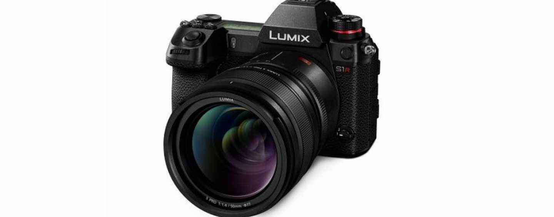 Panasonic Lumix S1R And Lumix S1 Full-Frame Mirrorless Cameras Announced