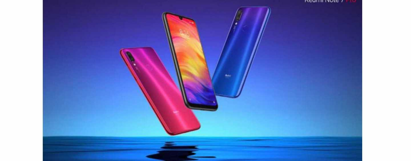 Redmi Note 7 and Redmi Note 7 Pro Launched in India: Price, Features and Specifications