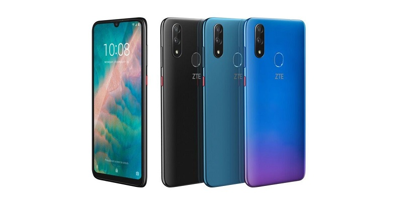 MWC 2019: ZTE Blade V10 and Axon 10 Pro 5G Flagship Smartphones Unveiled