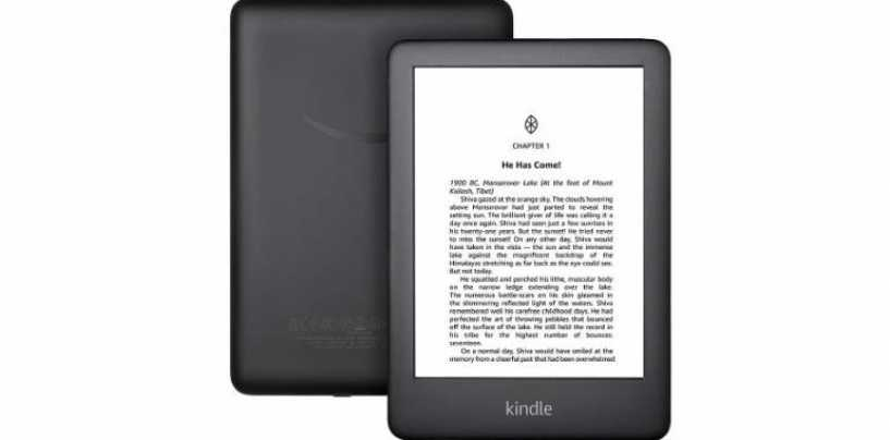 Amazon Kindle With Adjustable Front Light Launched For Rs 7,999