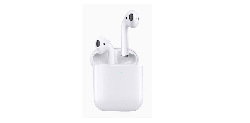 Apple AirPods 2 Announced With Wireless Charging Case And 'Hey Siri' Support