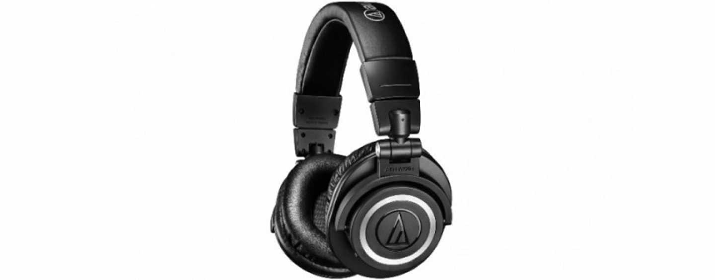 Audio-Technica Bluetooth-enabled ATH-M50xBT Over-Ear Headphones Announced For Rs 18,490