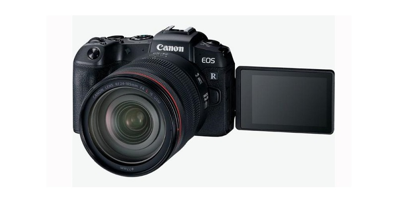 Canon EOS RP Budget Full-Frame Mirrorless Camera Launched In India At Starting Price Of Rs 1,10,495
