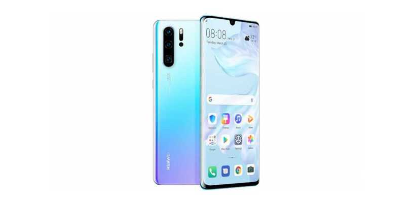 Huawei P30 and P30 Pro with Kirin 980 SoC and 8GB RAM Launched in Europe