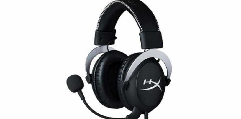 HyperX CloudX Gaming HeadSet For Xbox Launched In India At Rs. 9,990