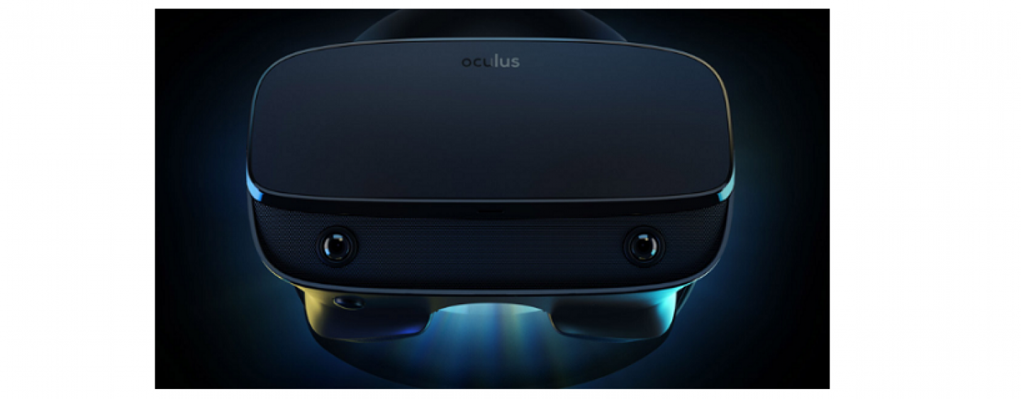 Oculus Rift S VR Launched At GDC 2019 At A Starting Price Of $399