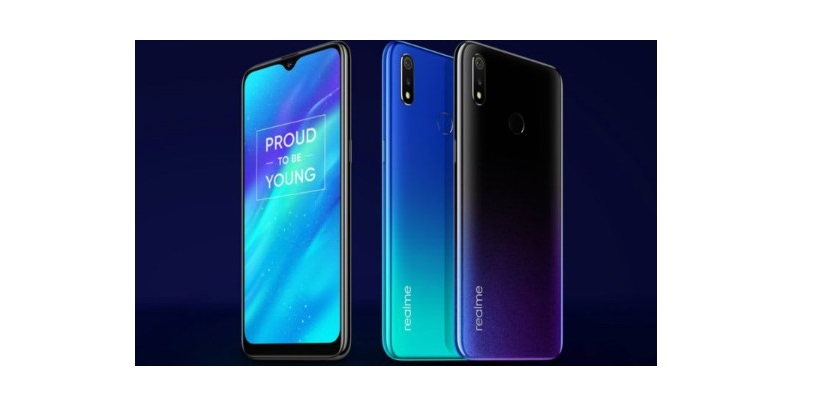 Realme 3 Launched in India with a Starting Price Tag of Rs. 8,999
