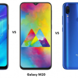 Realme 3 vs Samsung Galaxy M20 vs Redmi Note 7: Will Realme 3 Be Able to Combat?