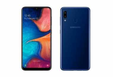 Samsung Galaxy A20 with Infinity-V display and 4,000mAh Battery Launched in Russia