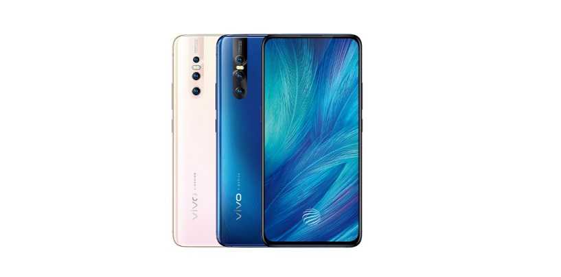 Vivo X27 and X27 Pro with Pop-up Selfie Cameras and Triple Rear Cameras Launched
