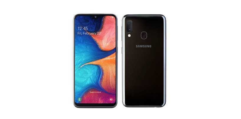 Samsung Galaxy A20e with 5.8-inch Infinity-V Display Launched: Check Features and Specifications