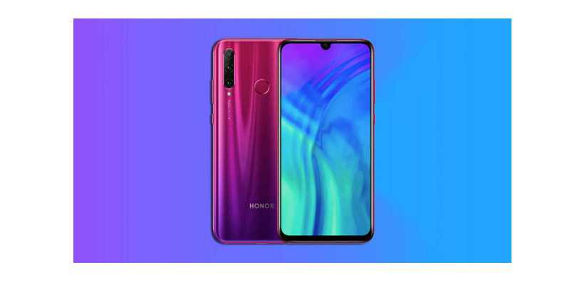 Honor 20i with Triple Rear Camera and up to 6GB RAM Debuts in China