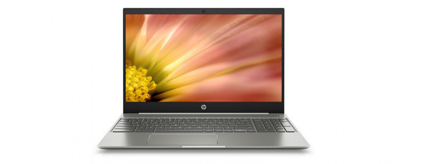 HP Goes Large With 15-Inch Chromebook, IPS Display And Full-Sized Keyboard