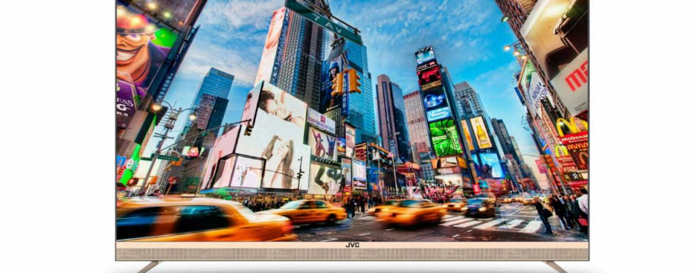 JVC Launched 55-inch Ultra HD Intelligent Smart LED TV In India At Rs. 38,999