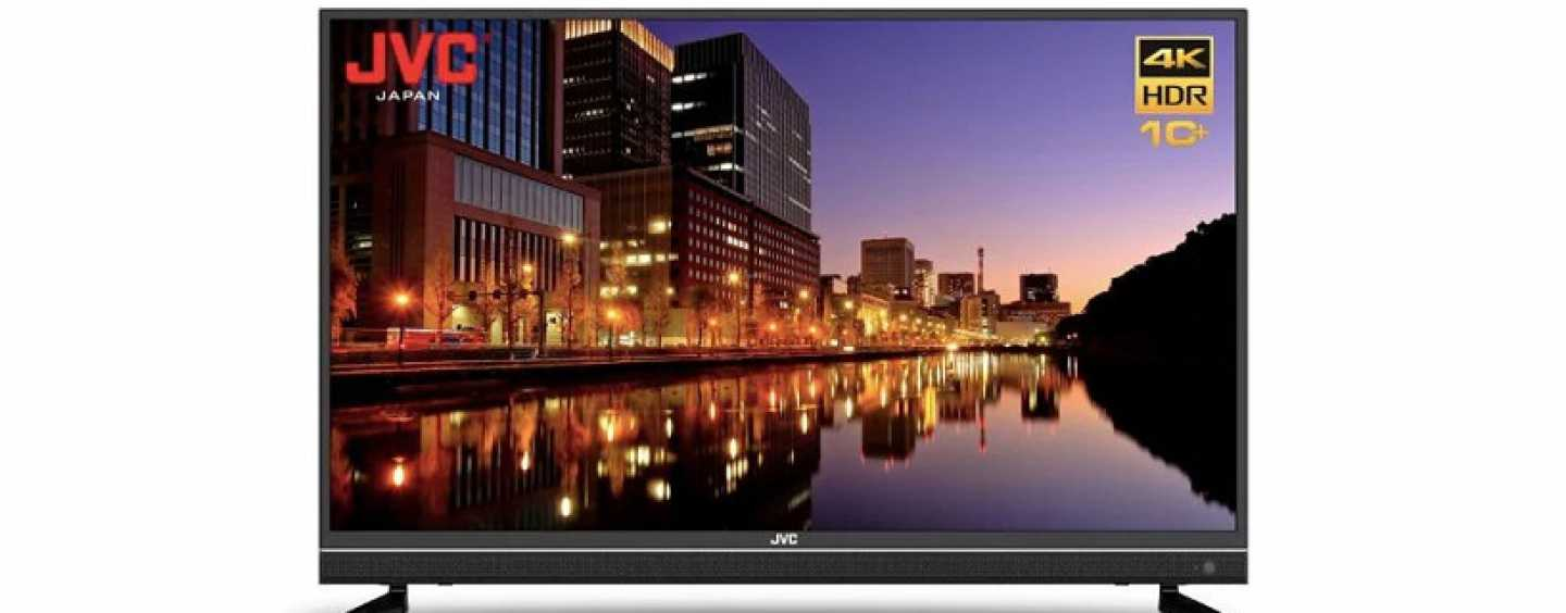 JVC To Launch Six Smart TVs Starting At Rs. 16,999 In India