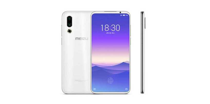 Meizu 16S with AMOLED Display and Snapdragon 855 Launched in China
