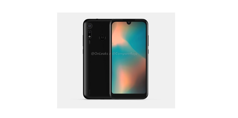 [CompareRaja EXCLUSIVE] First Look of Moto P40 Play Leaked in 3D Renders