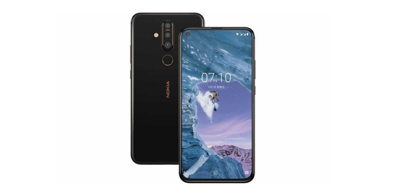 Nokia X71 with Punch-hold Display and 48MP Camera Launched