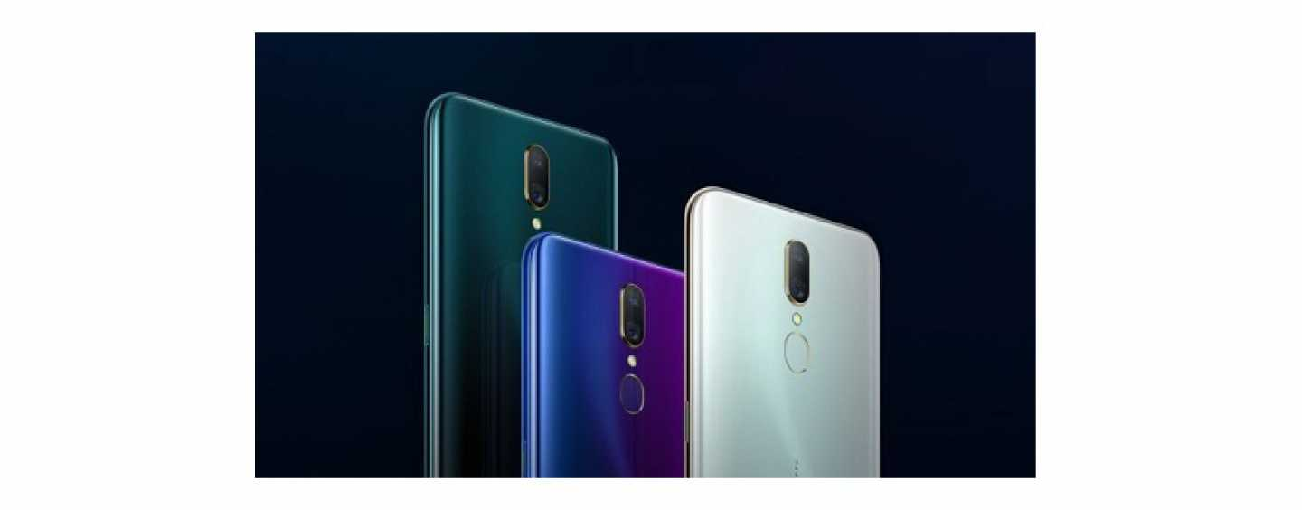 Oppo A9 with Helio P70 SoC, 6GB RAM and 128GB Storage Launched in China