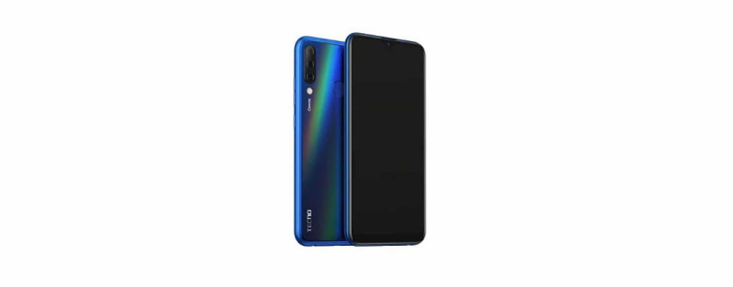 Tecno Camon i4 With Triple Rear Cameras Launched Starting at Rs. 9599