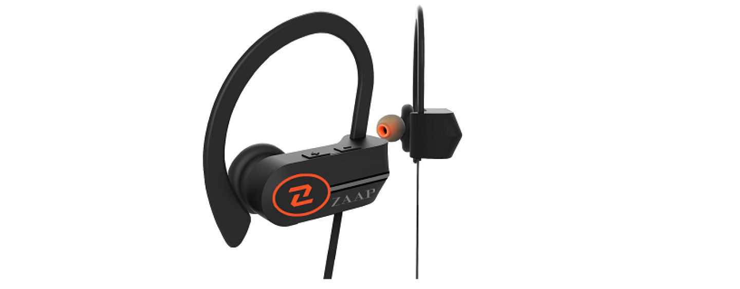Zaap Aqua Xtreme Wireless Earphones With IPX7 Water Resistance Launched In India