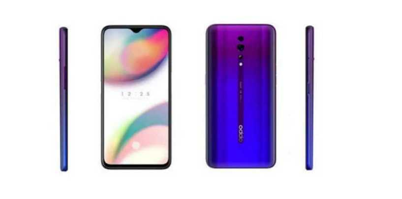 OPPO Reno Z With 6.4-inch display, Snapdragon 710 SoC Launched